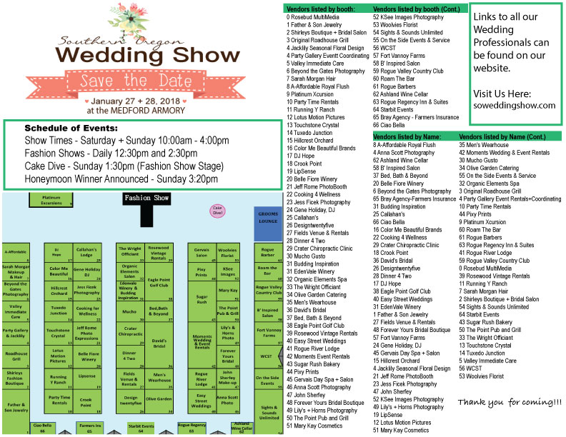 SouthernOregonWeddingShow-2018-Map-Handout